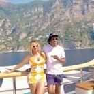 Beyoncé et Jay-Z au large de la Méditerranée