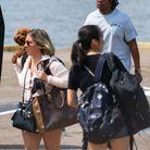 Jay-Z prend l'hélicoptère dans les Hamptons pour se rendre au restaurant à New York