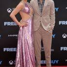 "Blake Lively et Ryan Reynolds sur le tapis rouge de ""Free Guy"""