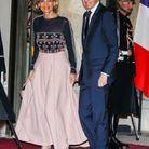Bernard Arnault et Hélène Mercier Arnault