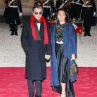 Jean-Michel Jarre et Gong Li