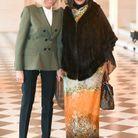 Brigitte Macron et Hinda Deby, la Première dame du Tchad