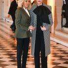Charlène de Monaco et Brigitte Macron