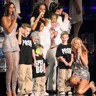 Au concert des Spice Girls