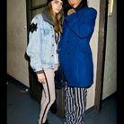 Cara et Rihanna