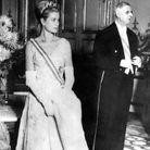 Grace Kelly et le général de Gaulle (1959)