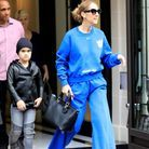 Céline Dion et ses jumeaux