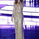 Céline Dion sur scène à Las Vegas en 2015