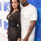 Kanye West et sa femme Kim Kardashian West ont accueilli la petite Chicago