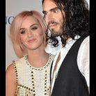 Katy Perry et Russell Brand à Los Angeles