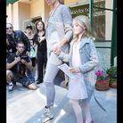 Heidi Klum à Beverly Hills