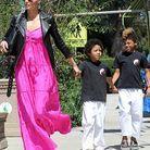 Heidi Klum à Los Angeles