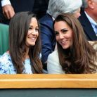 Pippa et Kate Middleton
