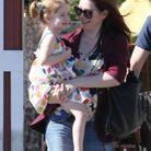 Alyson Hannigan profite des vacances avec sa fille