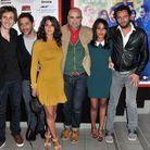 """Toute l'équipe du film Nous York""""  à Angoulême"""