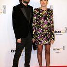 Dimitri Rassam et Charlotte Casiraghi à la cérémonie des César en 2018