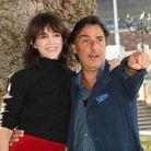 Yvan Attal et Charlotte Gainsbourg au festival du film d'Angoulême