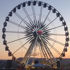 La grande roue de Coachella.