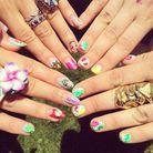 Le nail art Coachella!