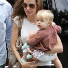 Angelina Jolie, un accouchement à l'autre bout du monde