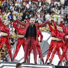 Robbie Williams à la cérémonie d'ouverture