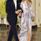 Blake Lively et Ryan Reynolds à la Maison-Blanche en 2016