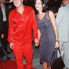 Le couple à l'avant-première de «Snake Eyes »