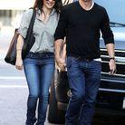 Rachel Weisz et Daniel Craig en septembre 2012 à New York