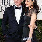 Rachel Weisz et Daniel Craig sur le tapis rouge des Golden Globes en 2013