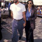 Demi Moore et Bruce Willis en mai 1994