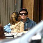 Leonardo DiCaprio et Gisele Bündchen photographiés en 2003 à Manhattan