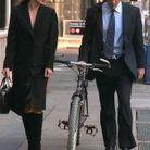 John F. Kennedy Jr. et Carolyn Bessette en octobre 1996