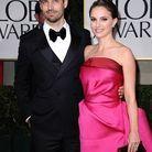 Le couple aux Golden Globes