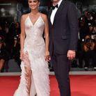 Penélope Cruz et Javier Bardem sur le tapis rouge lors de la 74ᵉ édition du festival international du film de Venise