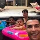 Vacances en famille avant la reprise du championnat