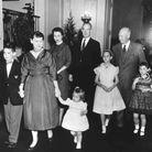 La famille Eisenhower