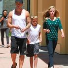 Ryan Phillippe et Ava et Deacon