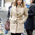 Le look  Valérie Trierweiler