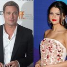 Selena Gomez: Brad Pitt