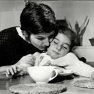 Zizi Jeanmaire et sa fille Valentine
