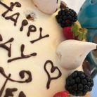 Le gâteau de Beyoncé