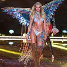 Candace Swanepoel au défilé Victoria's Secret 2015