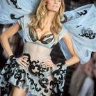 Constance Jablonski au défilé Victoria's Secret 2015