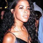 Aaliyah lors d'une cérémonie des MTV Awards