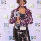 Whitney Houston aux MTV Europe Music Awards