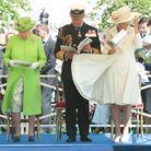 La robe de Camilla