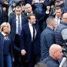 Arrivée à la mairie du Touquet