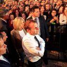 Brigitte Macron et Emmanuel Macron