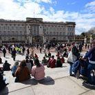 Les Anglais rendent hommage au prince Philip