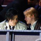 La star avec son ami Michael Jackson
